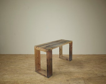 Pyrenees Desk - Reclaimed Old Growth Douglas Fir