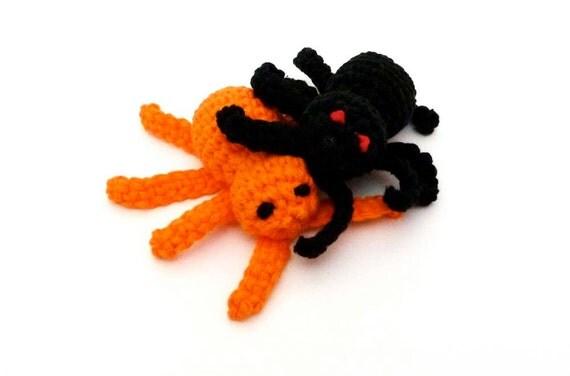 Halloween Spider Catnip Cat Toys