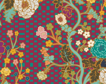 INDIE Marqueterie Ginger (IN-5105) - Patricia Bravo - Art Gallery Fabrics - By the Yard