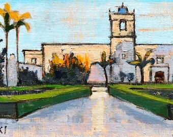 Balboa Park Mingei Museum-  San Diego Painting