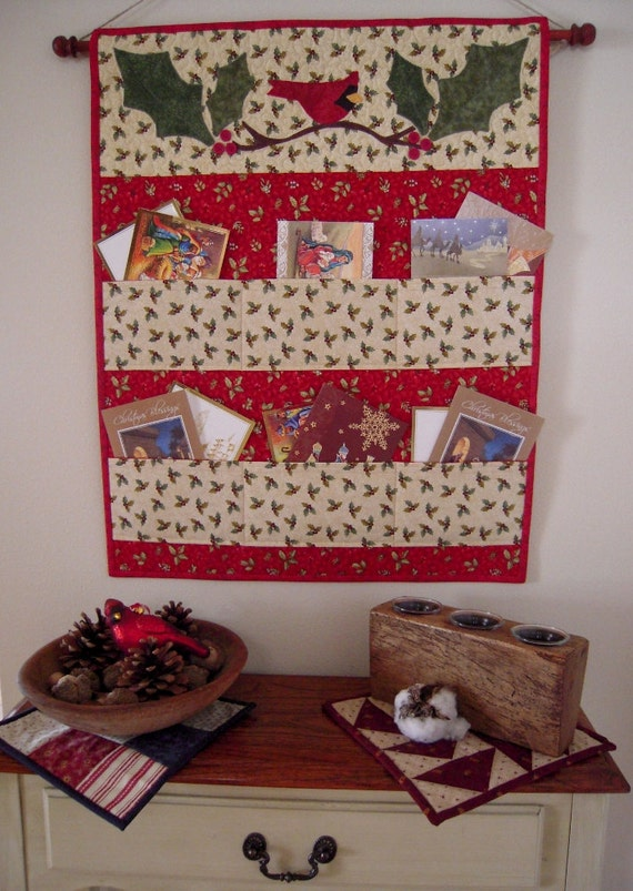 Christmas Wall Hanging Wall Hanging Quilts Handmade Wall