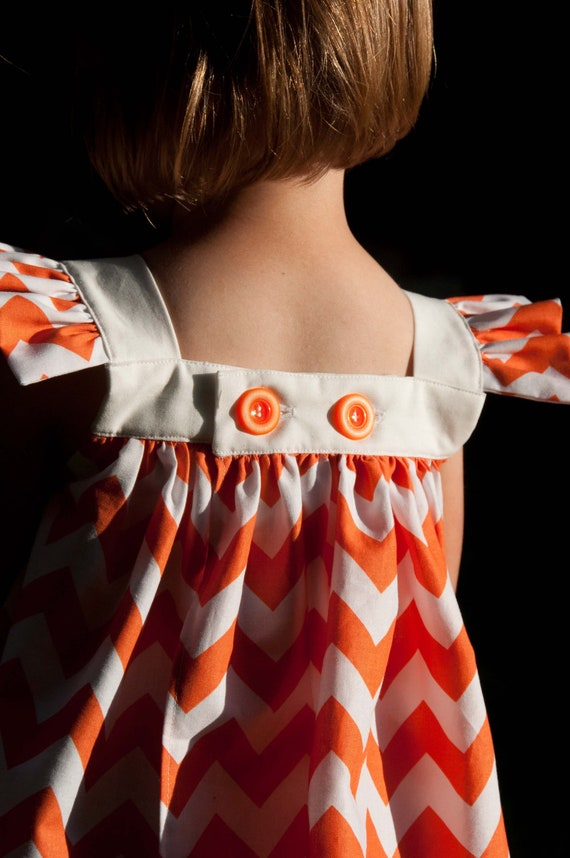 Sewing Pattern: Girls' Summer Set Bloomers and Flutter Top (PDF, e-pattern, INSTANT DOWNLOAD)
