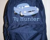 Finn McMissile Cars 2 Backpack
