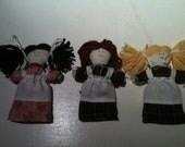 Miniature Rag Dolls