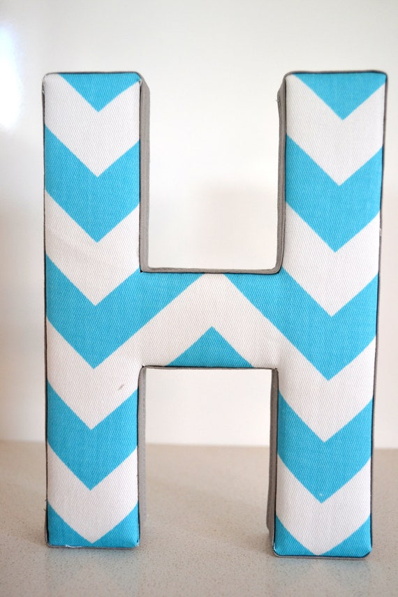Items Similar To LETTER WALL ART