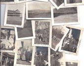 Vintage Photographs,  Lot of 50   photos