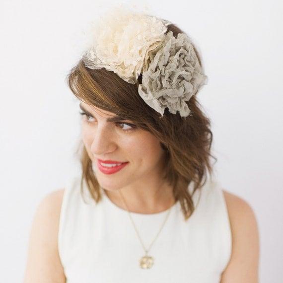 Floral Crown- Flower Halo Crown Headband- SALE