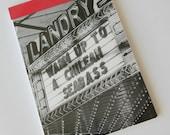 Notebook/Sketchbook/Journal - 4x6 - Laundry's - Original Photograph