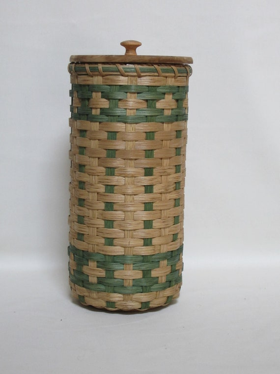 Bathroom Tissue Basket-Toilet Paper Basket