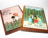 Vintage Plaques by Flavia