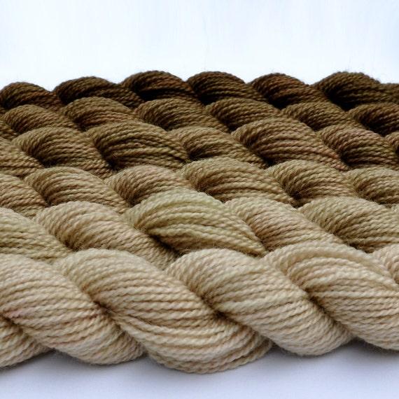 Desert Fatigue Gradated Yarn Set