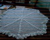 New handmade  spider style  pretty shawl    (nannycheryl original)  ID 715