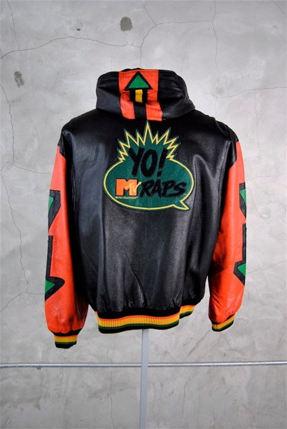Men S Vintage Rare 1980 S Yo Mtv Raps Tribal By