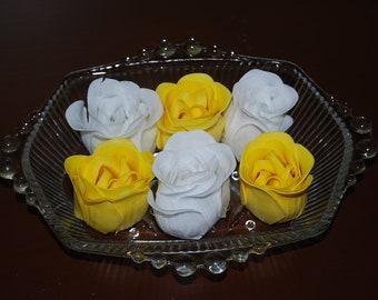 Ornate Glass Candy Dish-Trinket Dish-Soap Dish