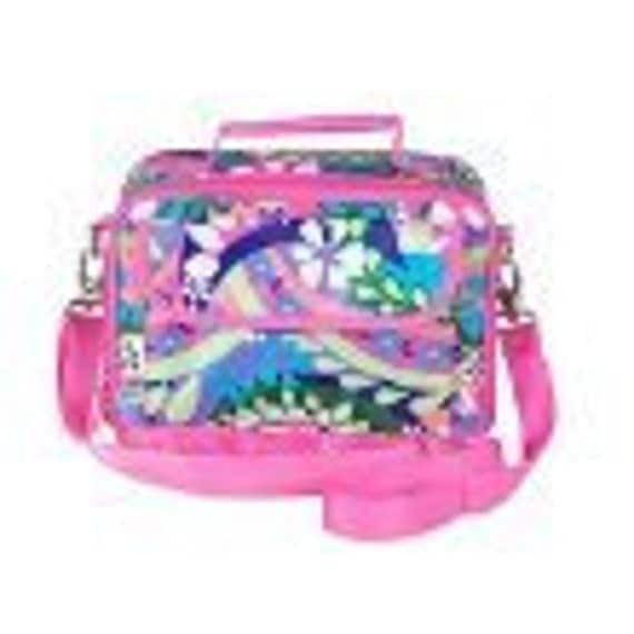 Paisley Punch Lunch Tote from Room It Up, personalized, monogrammed, lunch bag