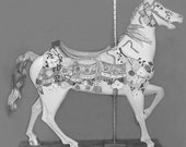 Carousel Horse - Custom Painted & Rhinestoned just for you