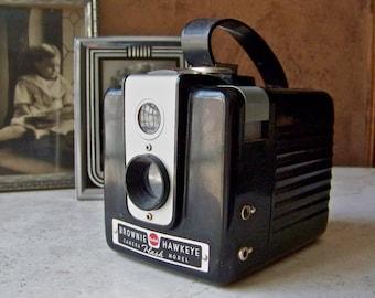 Vintage Kodak Brownie Hawkeye Camera Display Camera Photographer Retro Camera Collector 1950s