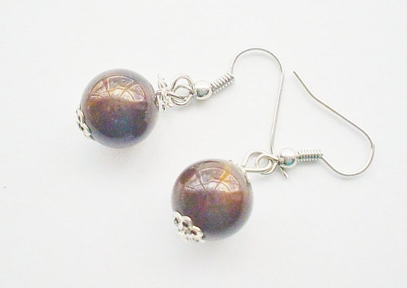 Coco Beach Bead Earrings