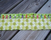 Crayon roll up with 16 Crayola crayons included - Ready to Ship - Great Gift Idea