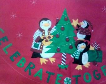 """Christmas Tree Skirt 42"""""""