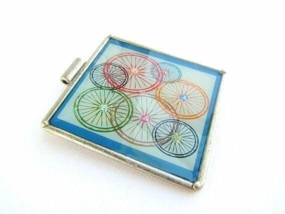 Big Wheel Pendant