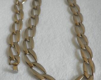 Combination Necklace and Bracelet