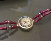Breast Cancer Awareness Bike Spoke and Brake Cable Watch - CAWTCH02