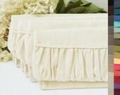 Wedding Clutch, Bridesmaids Clutches, Bridesmaid Clutch, Bridal Clutch, Linen Clutch