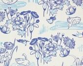 Tea Towel - Swans