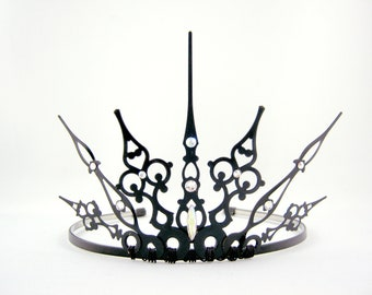 Evil crown drawing - photo#11
