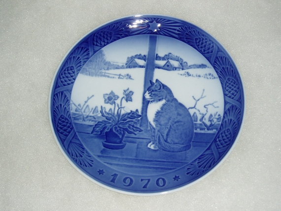 Royal Copenhagen Christmas Plates