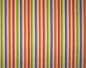 "Spooktacular by Sanae for Moda Halloween stripe fabric 29"" X 42"""