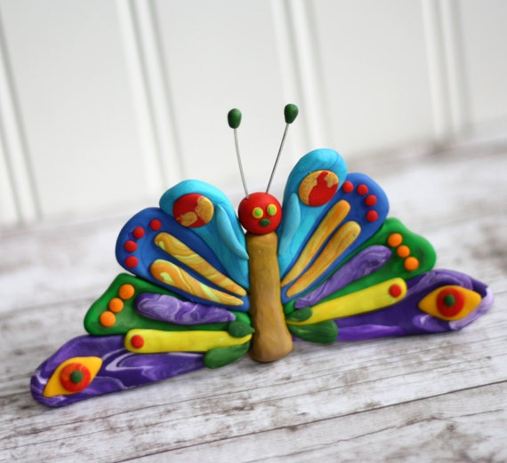 Very Hungry Caterpillar Butterfly Cake The Very Hungry Caterp...