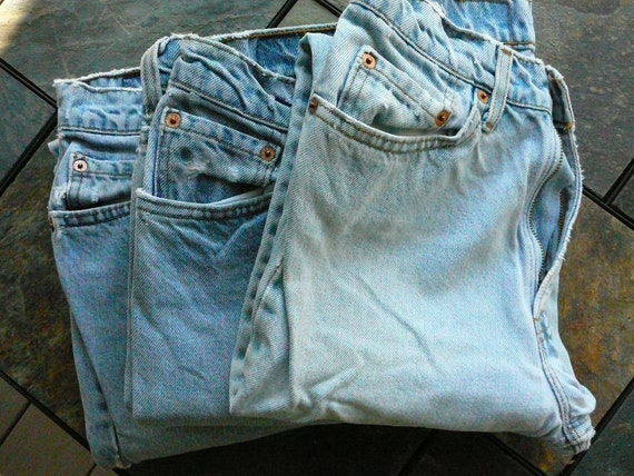 Levi's Vintage 512 Slim Fit/Tapered Leg/LAST Pair/Size 7 Jr./the original skinny jeans/SALE were 18.99 now 12.99