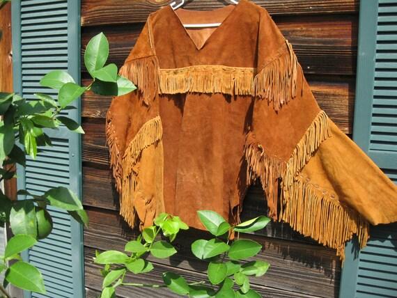 Buckskin Long Sleeve Shirt Size L-XL, for men and women