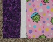 Pink Frog Standard Pillowcase