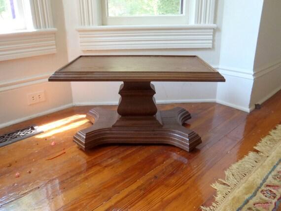 Coffee Table On Wheels Vintage Furniture