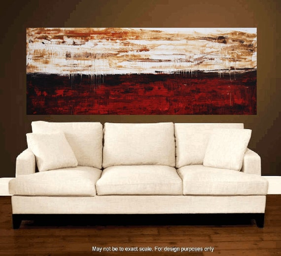 """Enormous 72""""xxl large abstract  painting original palette knife painting free shipping, from jolina anthony signet  express shipping"""