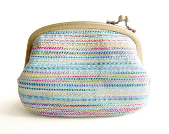 Colorful Spring Mist Pouch