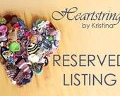 Reserved listing for JJUSTUS8