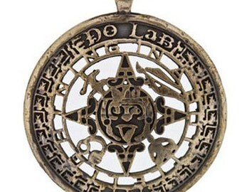 Official  Mayan Calendar Pendant Tribal Pendant