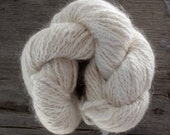 100% Pure Angora Yarn Hand Spun & Hand Dyed - Design it yourself Custom Handspun Yarn