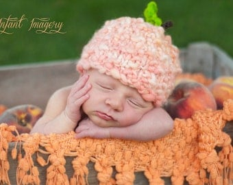 Diamond Textured Beanie Knitting Pattern - All Sizes From Newborn through Adult Included - PDF Sale - Instant Digital Download