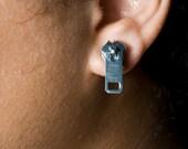 Little Zipper Earrings