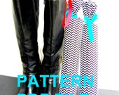 Boot Stands, Boot Stuffers, Boot Trees, Boot Shaper   PDF Pattern and Easy to Follow Directions Tutorial