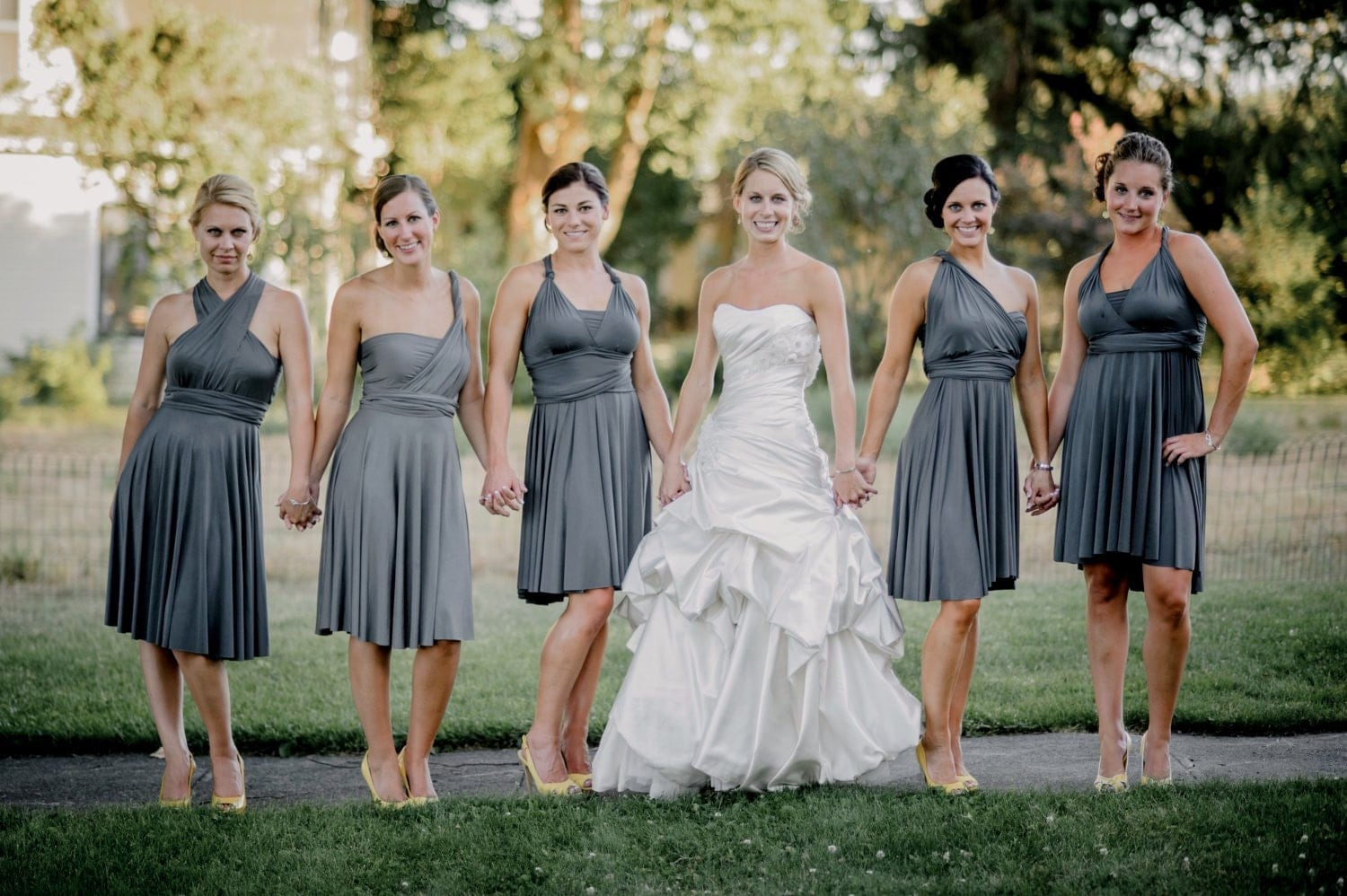 Gray convertible bridesmaid dresses fashion dresses gray convertible bridesmaid dresses ombrellifo Image collections