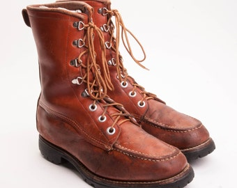 1970's Work Boot Mens size 7-1/2E