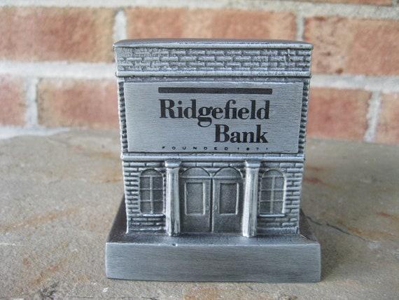 Vintage Banthrico Ridgefield Bank Savings Bank
