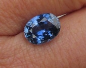 RESERVED Oval Blue Ceylon Sapphire 2.09cts AAA Quality Loose Gemstone for Engagement Ring or Wedding Anniversary Ring September Birthstone