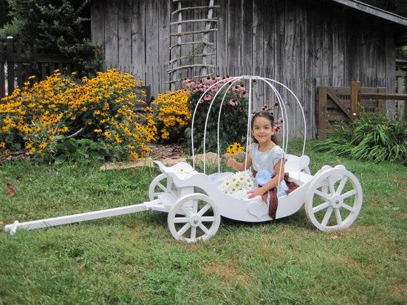 Items similar to Cinderella Pumpkin Carriage - Medium Size ...